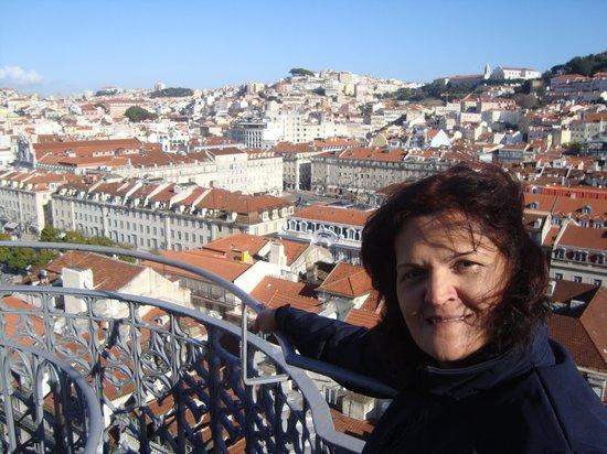 Hotel Principe Lisboa: Lisboa hermosa...