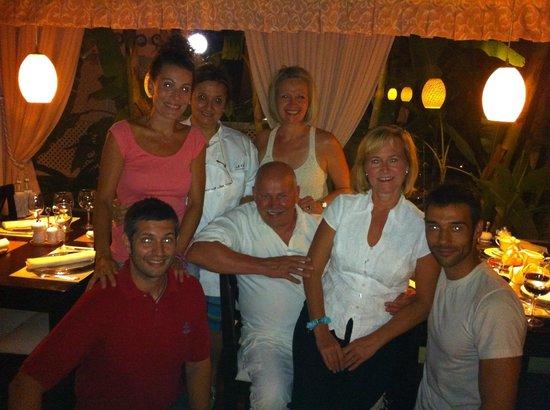 Restaurante La Farola: So happy to meet you.  Thank you :D
