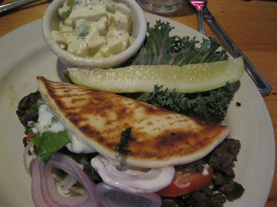 Wort Hotel Silver Dollar Bar & Grill: エルク 美味しかったです!!