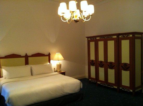 Carcosa Seri Negara: Our room