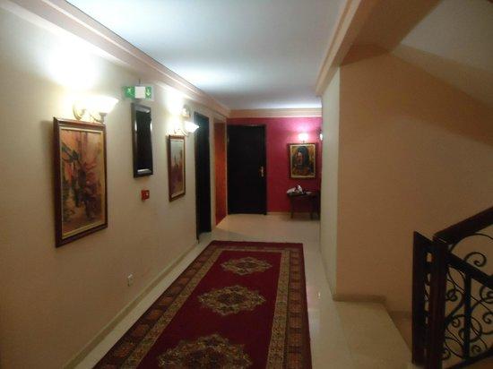 Helnan Chellah Morocco : Corredor do terceiro andar