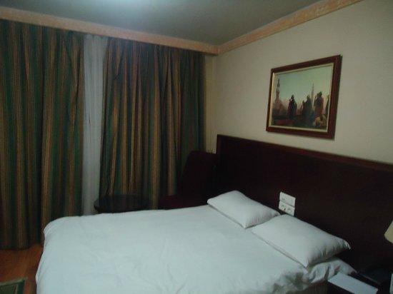 Helnan Chellah Morocco : detalhe do quarto