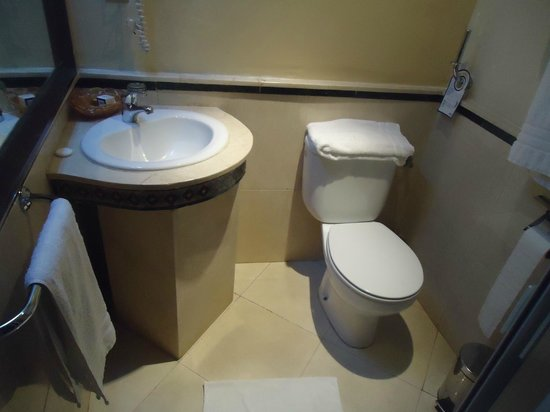 Helnan Chellah Morocco : banheiro