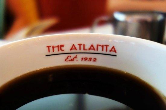 Atlanta Hotel: Coffee at AH!