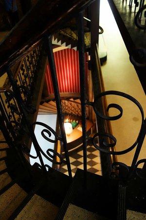 Atlanta Hotel : Stairs