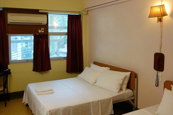 Atlanta Hotel : Room B1