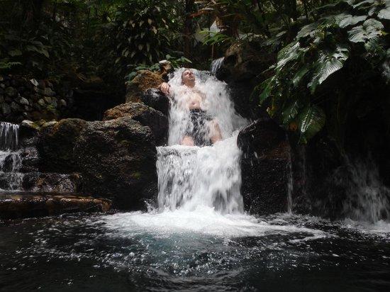 Hidden Valley Springs Resort: Wash away your stress