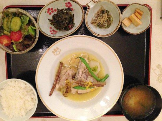 Sendan: dinner