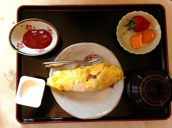Sendan: breakfast