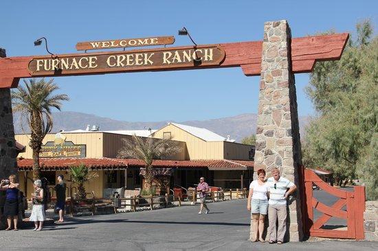 The Inn at Death Valley: Отель посреди Долины смерти