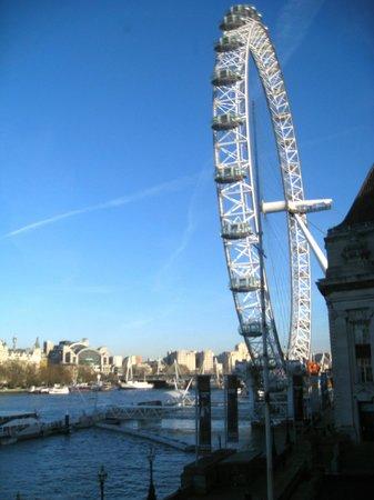 London Marriott Hotel County Hall: The London Eye
