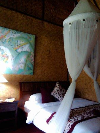 Jati Home Stay: my romantic room, miss it ...