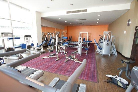 Dynasty Grande Hotel: Fitness Room