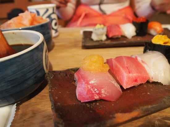 Endo Sushi Kyobashi : fresh!