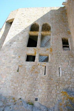 Château de Quéribus : Quéribus