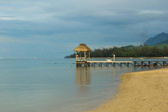 Outrigger Mauritius Beach Resort : Jetty