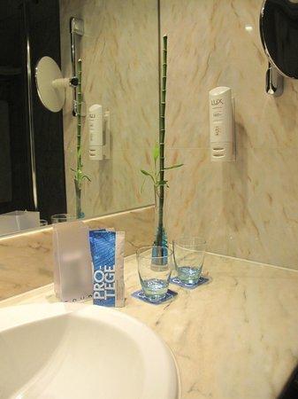 Exe Salamanca: Baño