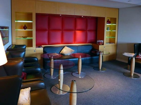 Sheraton Paris Airport Hotel & Conference Centre : Club lounge - Breakfast