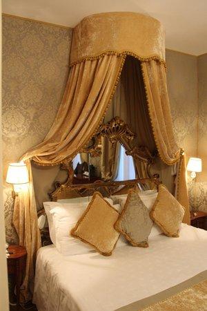 Palazzo Paruta: la nostra stanza