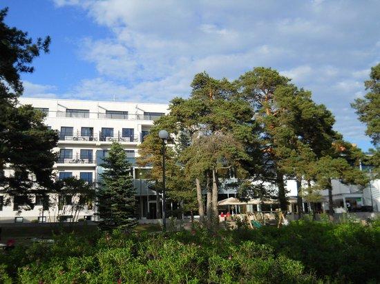 Laulasmaa Spa And Conference Hotel: Отель Laulasmaa SPA