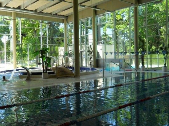 Laulasmaa Spa And Conference Hotel: Водный центр Laulasmaa SPA