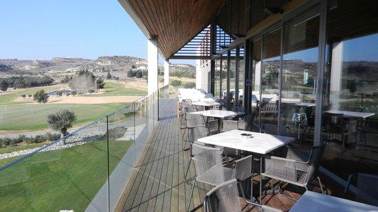 Minthis Hills Golf Club : Bar Verander
