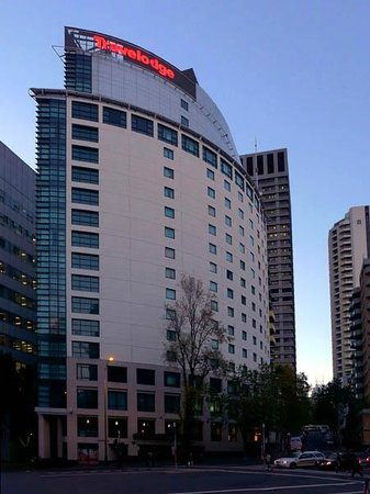 Travelodge Hotel Sydney : Exterior
