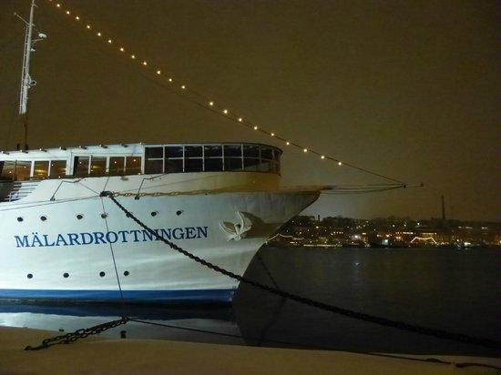 Malardrottningen Yacht Hotel and Restaurant: The hotel