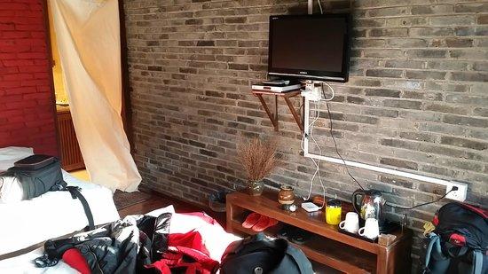 Lijiang Flower Inn: room facilities