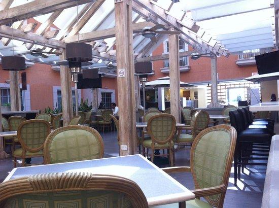 iStay Hotel Ciudad Juarez: rest