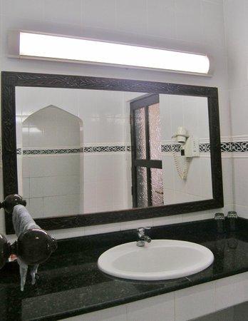 Arabian Nights Hotel Toilet Mirror
