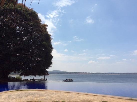 Orange County Resorts Kabini : view from the pool