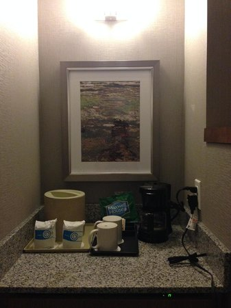 Courtyard by Marriott Cypress Anaheim/Orange County: Coffee