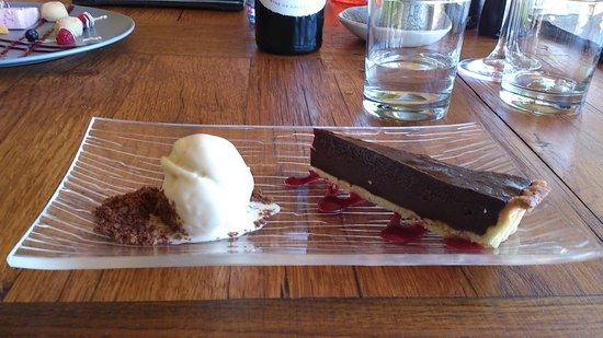 Longridge Restaurant: Daily chocolate fix