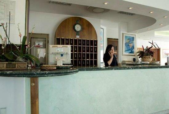 Hotel Thema: Reception