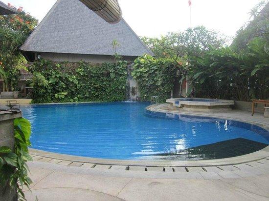 Ramayana Resort & Spa: View from Breakfast