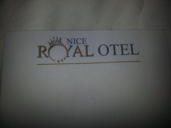 Nice Royal Hotel