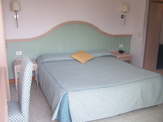 Hotel Splendid : chambre