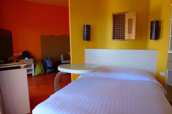 Ibis Styles Dahab Lagoon Hotel: ocean view room