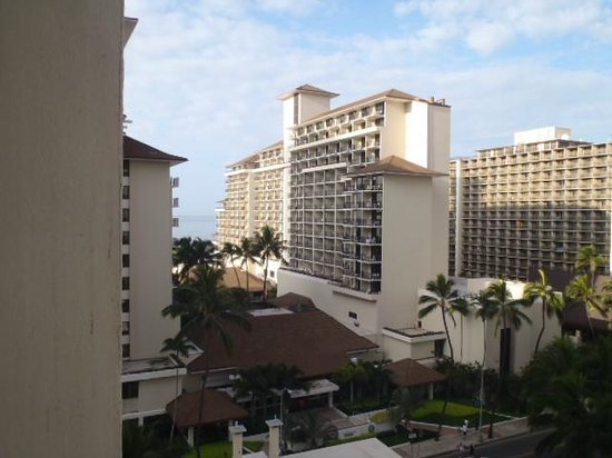 The Imperial Hawaii Resort at Waikiki: 部屋からの眺め