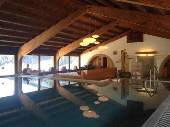 BEST WESTERN PLUS Berghotel Rehlegg: Indoor-Pool