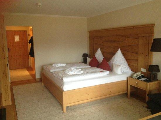 Berghotel Rehlegg: Hotelzimmer Almenrausch