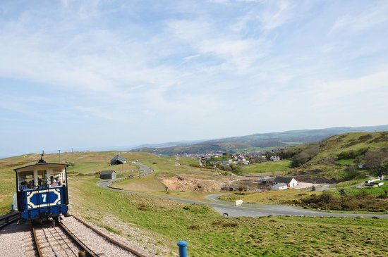 Great Orme Tramway: Stunning Orme Tram View
