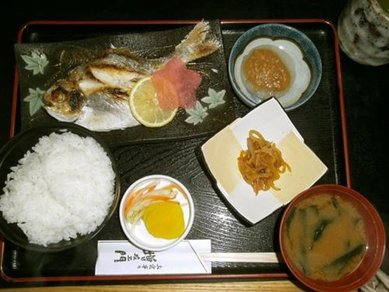 Masuzaemon: 焼魚定食(ランチ)