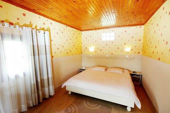 Mantasoa Lodge : la chambre double...