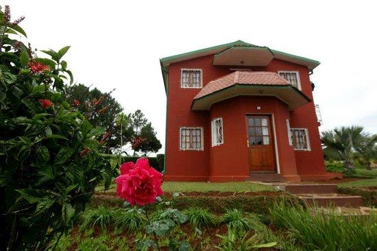 Mantasoa Lodge : Suite familiale...