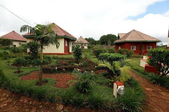 Mantasoa Lodge : Nos bungalows...