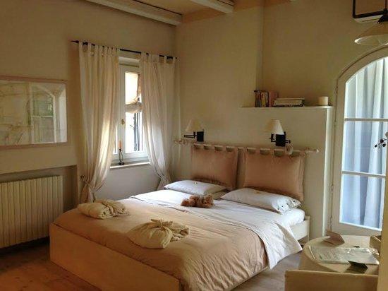 Casa & Natura Breviglieri: camera da letto