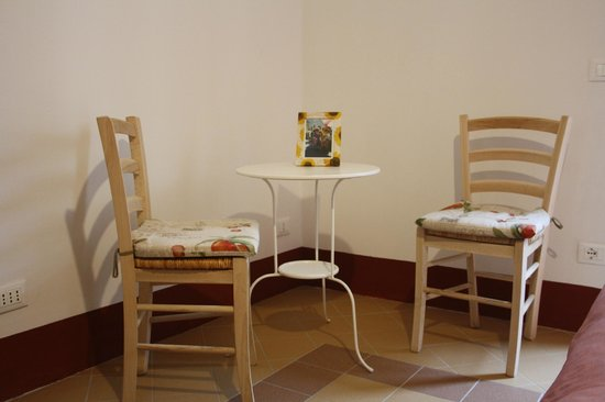 B&B Casa San Jacopo: dettaglio suite