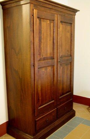 B&B Casa San Jacopo: armadio